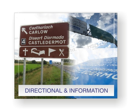 Directional and Informational